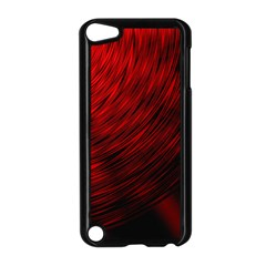 A Large Background With A Burst Design And Lots Of Details Apple Ipod Touch 5 Case (black) by Simbadda