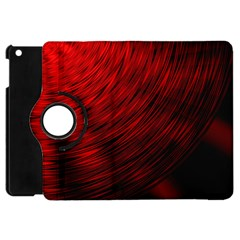 A Large Background With A Burst Design And Lots Of Details Apple Ipad Mini Flip 360 Case by Simbadda