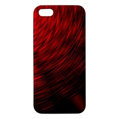 A Large Background With A Burst Design And Lots Of Details Apple Iphone 5 Premium Hardshell Case by Simbadda
