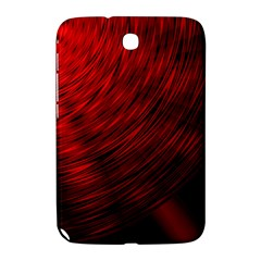A Large Background With A Burst Design And Lots Of Details Samsung Galaxy Note 8 0 N5100 Hardshell Case  by Simbadda