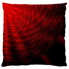 A Large Background With A Burst Design And Lots Of Details Standard Flano Cushion Case (one Side) by Simbadda
