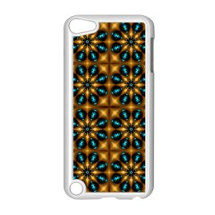 Abstract Daisies Apple Ipod Touch 5 Case (white) by Simbadda