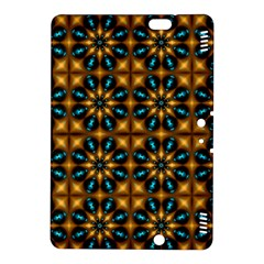 Abstract Daisies Kindle Fire Hdx 8 9  Hardshell Case by Simbadda