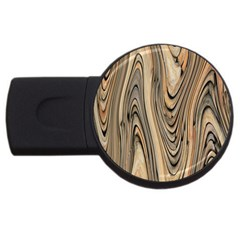 Abstract Background Design Usb Flash Drive Round (2 Gb) by Simbadda