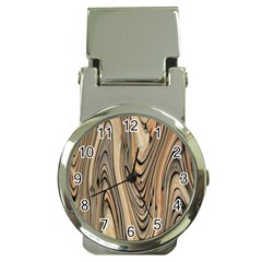 Abstract Background Design Money Clip Watches by Simbadda