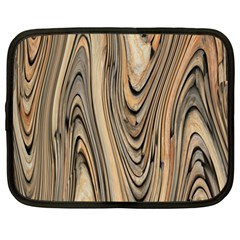 Abstract Background Design Netbook Case (large) by Simbadda