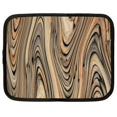 Abstract Background Design Netbook Case (xl)  by Simbadda
