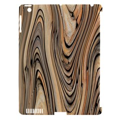 Abstract Background Design Apple Ipad 3/4 Hardshell Case (compatible With Smart Cover) by Simbadda