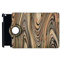 Abstract Background Design Apple Ipad 3/4 Flip 360 Case by Simbadda
