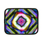 Rippled Geometry  Netbook Case (Small)