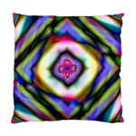 Rippled Geometry  Standard Cushion Case (Two Sides)