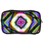 Rippled Geometry  Toiletries Bag (Two Sides)