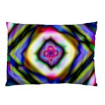 Rippled Geometry  Pillow Case (Two Sides)