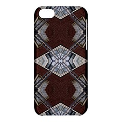 Ladder Against Wall Abstract Alternative Version Apple Iphone 5c Hardshell Case by Simbadda