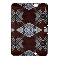 Ladder Against Wall Abstract Alternative Version Kindle Fire Hdx 8 9  Hardshell Case by Simbadda