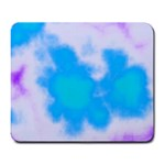 Blue And Purple Clouds Large Mousepad