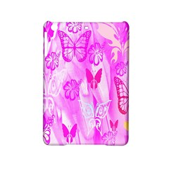 Butterfly Cut Out Pattern Colorful Colors Ipad Mini 2 Hardshell Cases by Simbadda