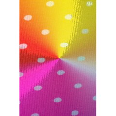 Polka Dots Pattern Colorful Colors 5 5  X 8 5  Notebooks by Simbadda