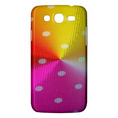 Polka Dots Pattern Colorful Colors Samsung Galaxy Mega 5 8 I9152 Hardshell Case  by Simbadda