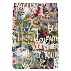 Graffiti Wall Pattern Background Flap Covers (s)  by Simbadda
