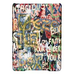 Graffiti Wall Pattern Background Ipad Air Hardshell Cases by Simbadda