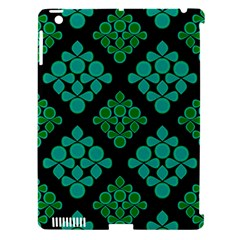 Vintage Paper Kraft Pattern Apple Ipad 3/4 Hardshell Case (compatible With Smart Cover) by Simbadda