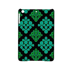 Vintage Paper Kraft Pattern Ipad Mini 2 Hardshell Cases by Simbadda