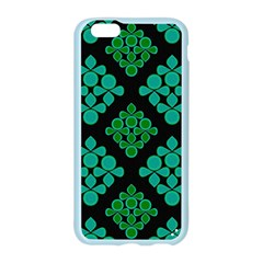 Vintage Paper Kraft Pattern Apple Seamless iPhone 6/6S Case (Color) by Simbadda
