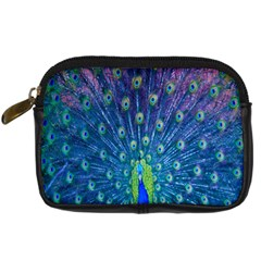 Amazing Peacock Digital Camera Cases by Simbadda