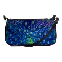 Amazing Peacock Shoulder Clutch Bags by Simbadda