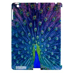 Amazing Peacock Apple Ipad 3/4 Hardshell Case (compatible With Smart Cover) by Simbadda