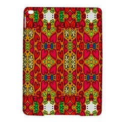 Abstract Background Design With Doodle Hearts Ipad Air 2 Hardshell Cases by Simbadda