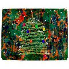 Watercolour Christmas Tree Painting Jigsaw Puzzle Photo Stand (rectangular) by Simbadda