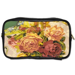 Victorian Background Toiletries Bags 2 Side by Simbadda
