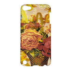 Victorian Background Apple Ipod Touch 5 Hardshell Case by Simbadda