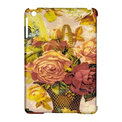 Victorian Background Apple Ipad Mini Hardshell Case (compatible With Smart Cover) by Simbadda