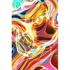 Colourful Abstract Background Design 5 5  X 8 5  Notebooks by Simbadda