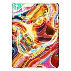 Colourful Abstract Background Design Ipad Air Hardshell Cases by Simbadda