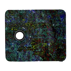 Stone Paints Texture Pattern Galaxy S3 (flip/folio) by Simbadda