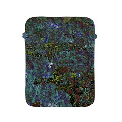 Stone Paints Texture Pattern Apple Ipad 2/3/4 Protective Soft Cases by Simbadda