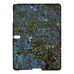 Stone Paints Texture Pattern Samsung Galaxy Tab S (10 5 ) Hardshell Case  by Simbadda