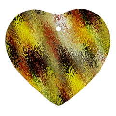 Multi Colored Seamless Abstract Background Ornament (heart) by Simbadda