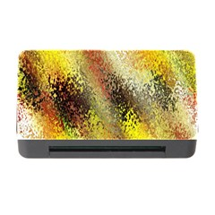 Multi Colored Seamless Abstract Background Memory Card Reader With Cf by Simbadda