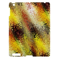 Multi Colored Seamless Abstract Background Apple Ipad 3/4 Hardshell Case by Simbadda