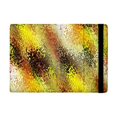Multi Colored Seamless Abstract Background Apple Ipad Mini Flip Case by Simbadda