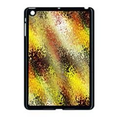 Multi Colored Seamless Abstract Background Apple Ipad Mini Case (black) by Simbadda