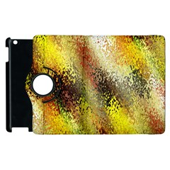 Multi Colored Seamless Abstract Background Apple Ipad 3/4 Flip 360 Case by Simbadda