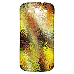 Multi Colored Seamless Abstract Background Samsung Galaxy S3 S Iii Classic Hardshell Back Case by Simbadda