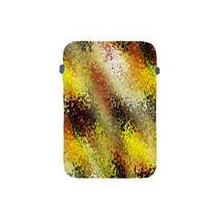 Multi Colored Seamless Abstract Background Apple Ipad Mini Protective Soft Cases by Simbadda