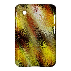 Multi Colored Seamless Abstract Background Samsung Galaxy Tab 2 (7 ) P3100 Hardshell Case  by Simbadda
